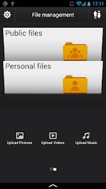 Lenovo Beacon Screenshot 1