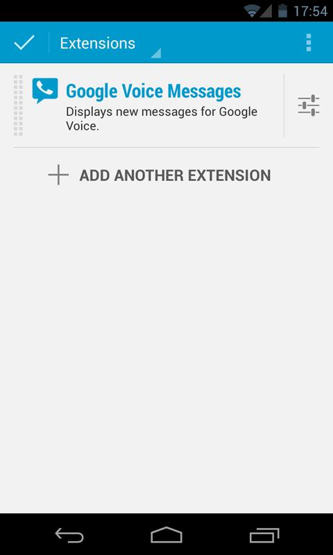 Dash for Google Voice- screenshot