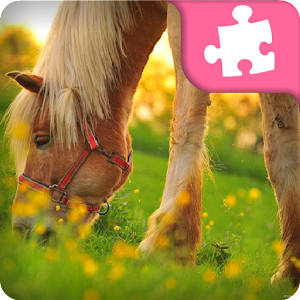 Horse Jigsaw Puzzle for PC and MAC
