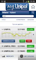 Screenshot of Unipol Banca