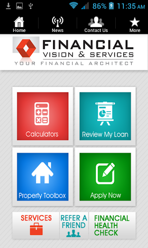 Financial Vision Services