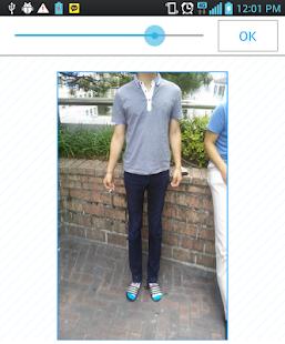 Slim Long Legs - Photo Editing screenshot