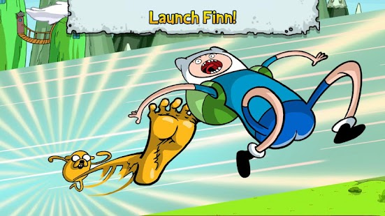 Jumping Finn Turbo - screenshot thumbnail