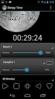 Screenshot of Sleepy Time