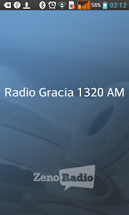 Radio Gracia 1320 AM- screenshot thumbnail