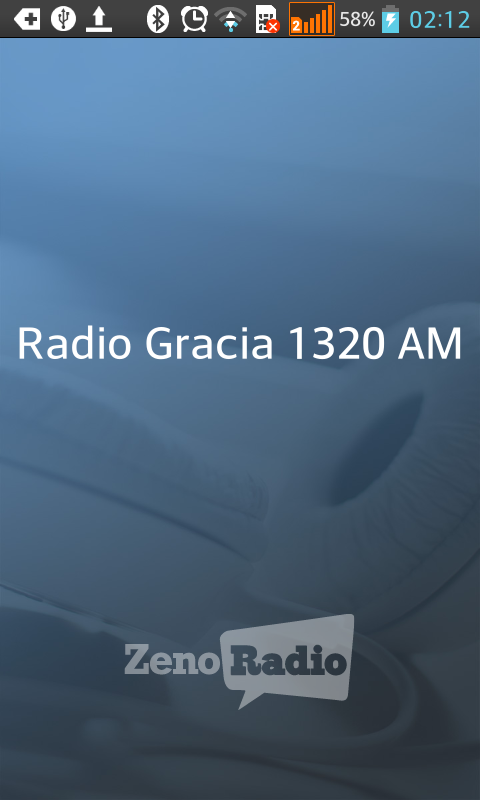 Radio Gracia 1320 AM- screenshot