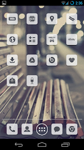 Simplex Icons (Nova/Apex) - screenshot thumbnail