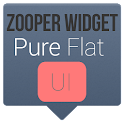 Pure Flat UI - Zooper Widget icon