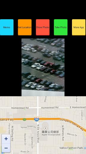 Find Car Location