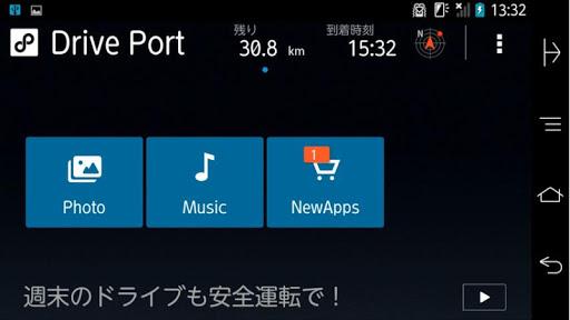 Drive Port