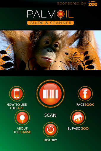 Palm Oil Guide and Scanner