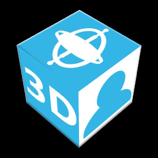 Gyro photo 3D Live Wallpaper LOGO-APP點子