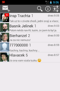 Oskárek SMS Plus- screenshot thumbnail