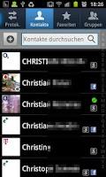 Screenshot of Zielnetz - der Kostenkiller