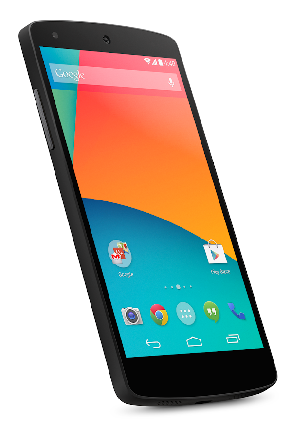 Nexus 5 (32 GB, Black) - screenshot