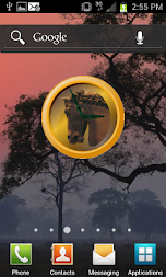 Horse Head Clock APK screenshot thumbnail 4