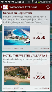Viajes Global Travents screenshot 2