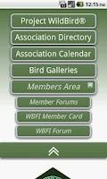 Screenshot of WildBird Feeding Industry WBFI