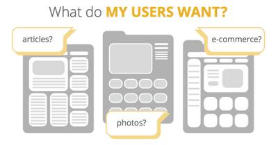 1. Fokus pada sasaran pengguna sobat