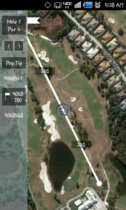 PGA Golf Club - screenshot