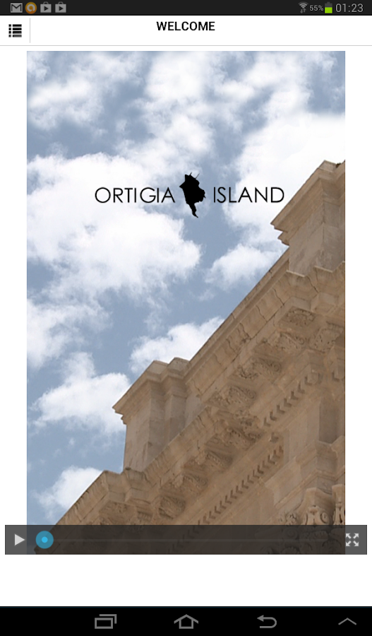 Ortigia Island- screenshot