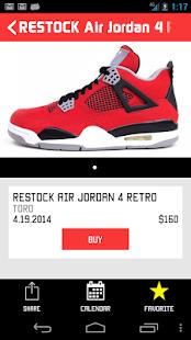 SC – Nike Jordan Release Dates