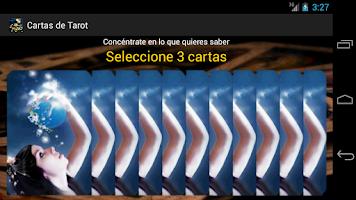 Screenshot of Cartas de Tarot - Gratis