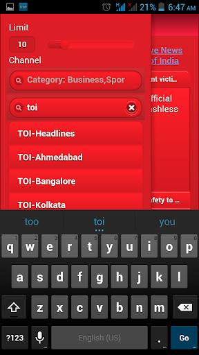 【免費新聞App】Quick News India-APP點子