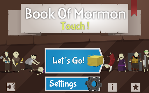 Book of Mormon Touch