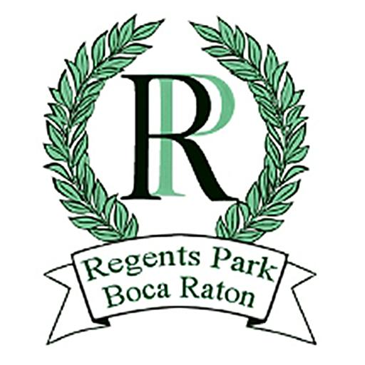 Regents Park of Boca Raton LOGO-APP點子