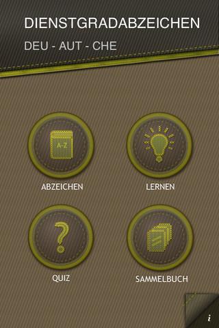 Dienstgradabzeichen- screenshot