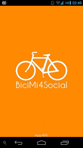 BiciMi4Social