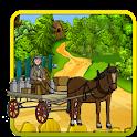 Hill Climb Horse Cart icon