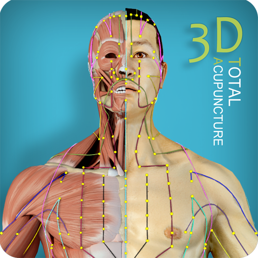 Advanced Acupuncture 3D LOGO-APP點子
