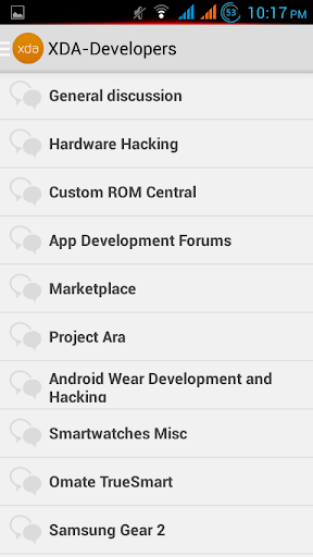 【免費社交App】inDroid Forums-APP點子