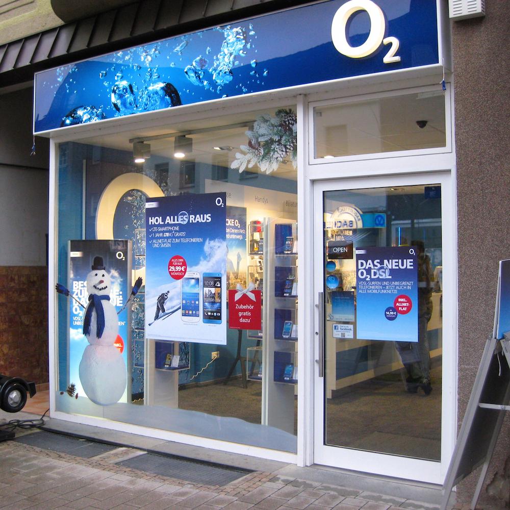 o2 Shop Werne
