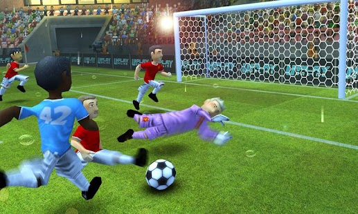 Striker Soccer 2 Screenshot 5