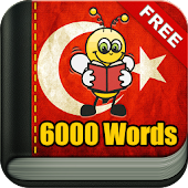 Learn Turkish 6,000 Words