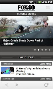 FOX40 News - Sacramento - screenshot thumbnail