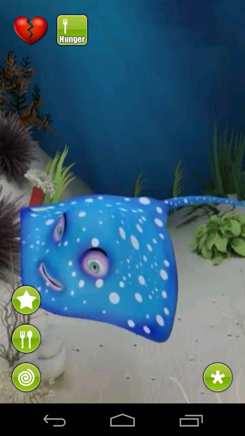 Talking Sammy Sting Ray- screenshot