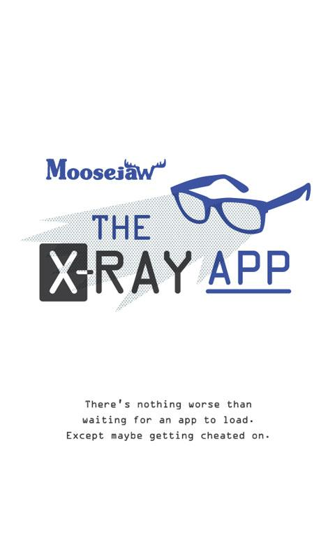 Moosejaw X-RAY- screenshot