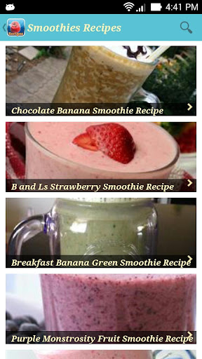Smoothies Recipes ll