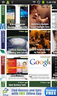 Mobo Technology News - screenshot thumbnail