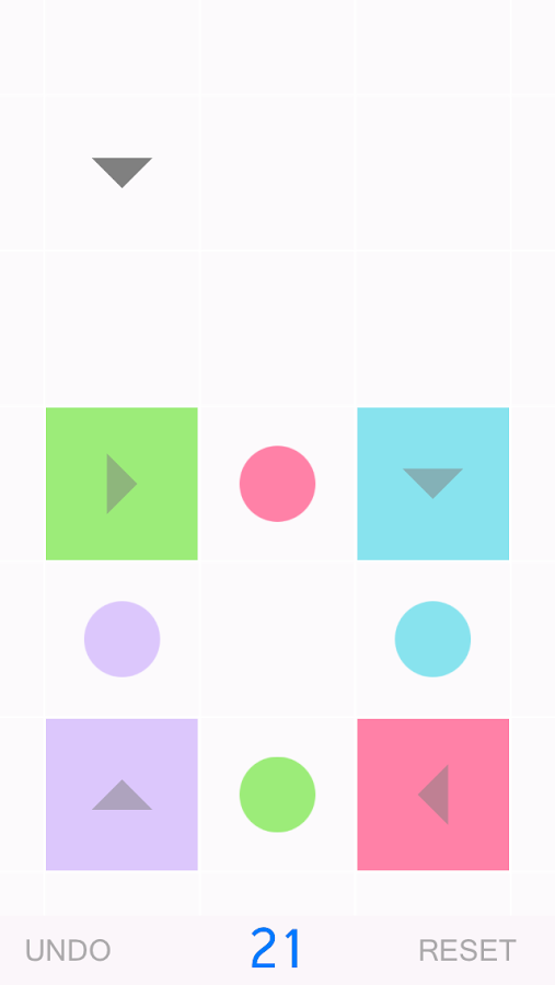 Game of Squares - screenshot