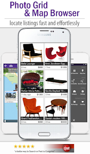 cPro+ Craigslist Mobile Client- screenshot thumbnail
