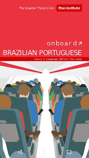 Onboard Brazilian Portuguese