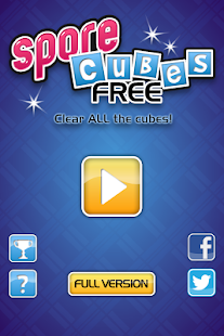 Spore Cubes FREE- screenshot thumbnail