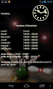 Happy Bowling Contrexéville - screenshot thumbnail