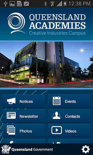 Queensland Academies - CI