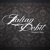 Italian Debit